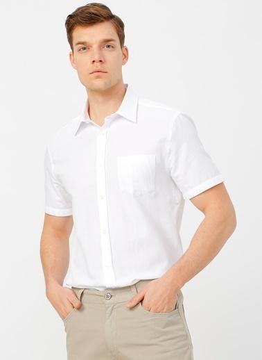 Fabrika Comfort Fabrika Comfort Beyaz Gömlek Beyaz